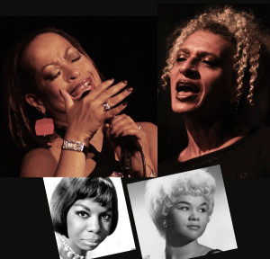 Samirah Evans and Evelyn Harris tribute to Nina Simone & Etta James @ Next Stage | Putney | Vermont | United States