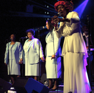 Naomi Shelton & the Gospel Queens @ Next Stage | Putney | Vermont | United States