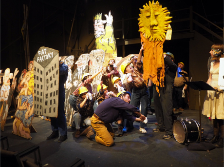 Bread & Puppet Theater at Next Stage @ Next Stage |  |  |