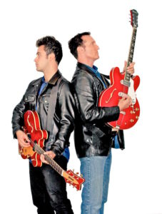 The Everly Set: Sean Altman & Jack Skuller Approximate The Everly Brothers @ Next Stage | Putney | Vermont | United States