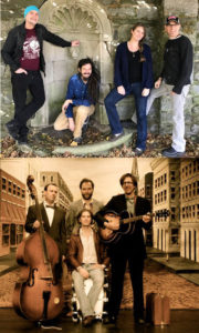 The Gaslight Tinkers and The Bluebird Orchestra @ Next Stage | Putney | Vermont | United States