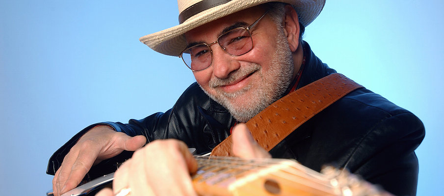 Bluesman Duke Robillard at Next Stage May 6 @ Next Stage
