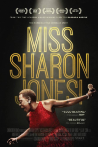 Miss Sharon Jones (2015) - [framed] Documentary film series @ Next Stage | Putney | Vermont | United States