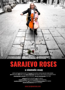 Sarajevo Roses: Documentary Series [framed] @ Next Stage | Putney | Vermont | United States
